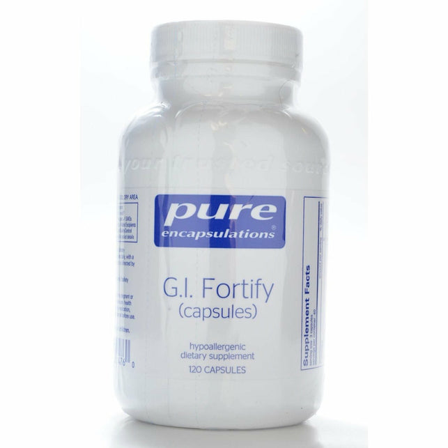 G.I. Fortify 120 caps by Pure Encapsulations