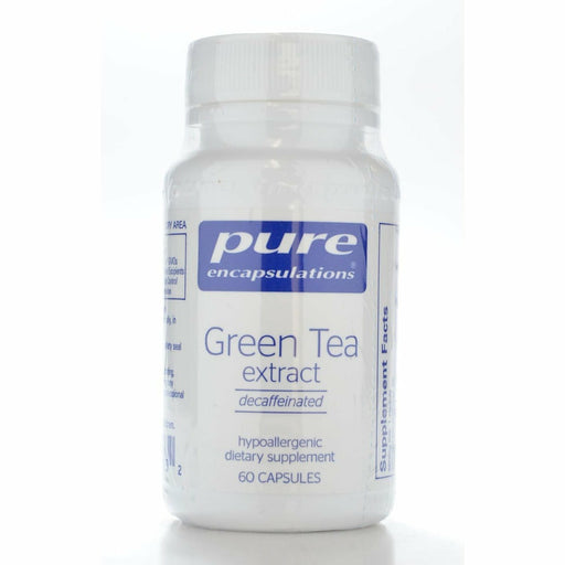 Green Tea extract (decaffenatd) 60 vcaps