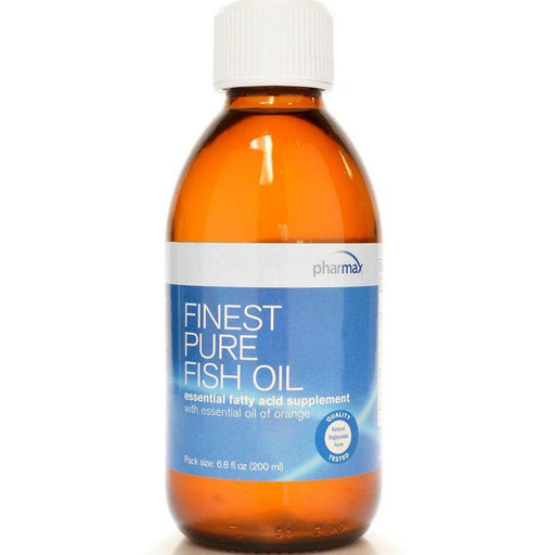 Finest Pure Fish Oil 6.8 fl oz (200 ml)