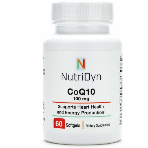 Nutri-Dyn, CoQ-10 100 mg 60 Softgels
