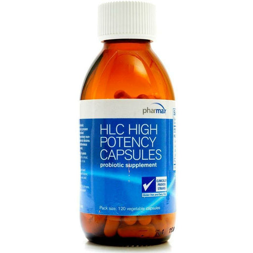 HLC High Potency Capsules 120 caps