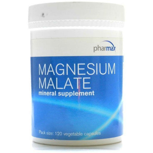 Magnesium Malate 125 mg 120 vcaps