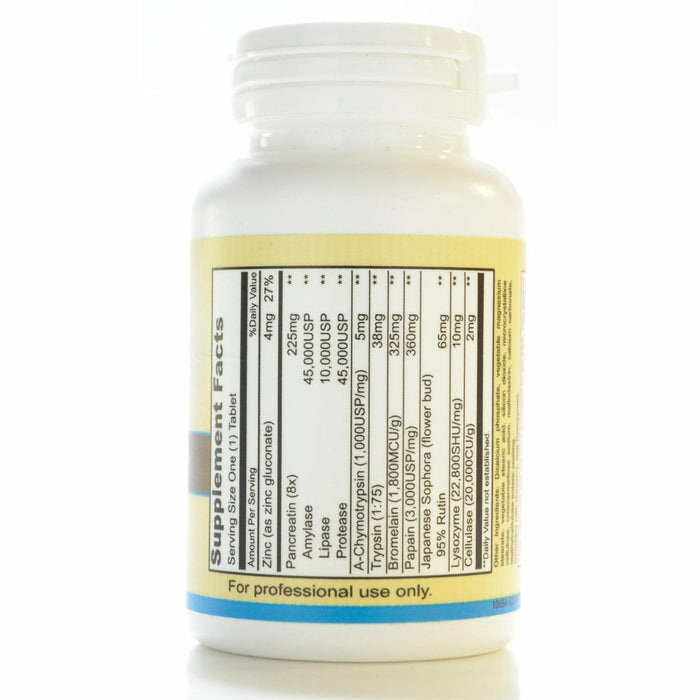 Priority Zyme 45 tabs by Priority One Vitamins