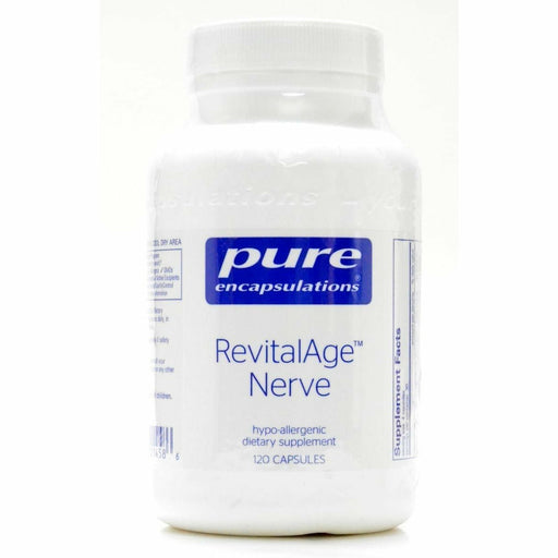 RevitalAge Nerve 120 caps by Pure Encapsulations