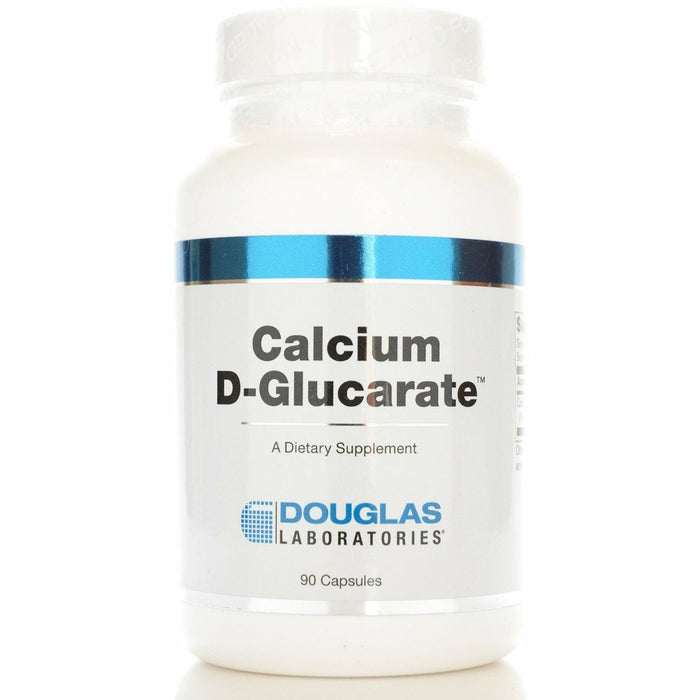 Douglas Labs, Calcium D-Glucarate 500 mg 90 caps