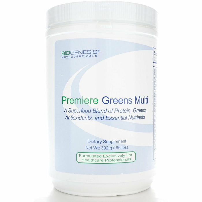 Premiere Greens Multi 392 g by BioGenesis