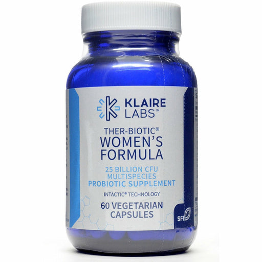 Klaire Labs, Ther-Biotic Women's Formula 60c