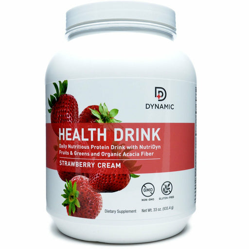 Nutri-Dyn, Dynamic Health Drink Strawberry Creme 935.4 grams