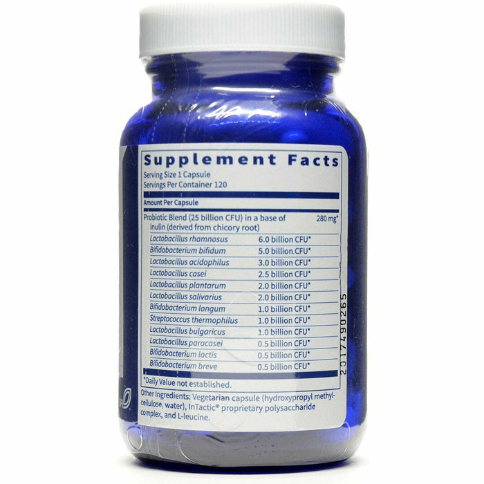 Klaire Labs, Ther-Biotic Complete Supplement Facts