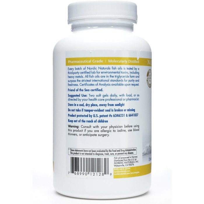 Pro Omega 3.6.9 120 gels Suggested Use