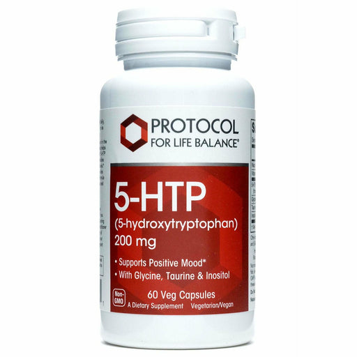 Protocol For Life Balance, 5-HTP 200 mg 60 vcaps