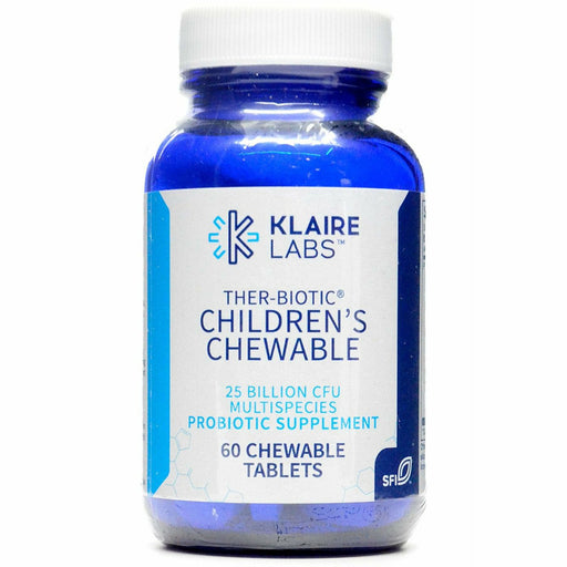 Klaire Labs, Ther-Biotic Children's Chewable 60t