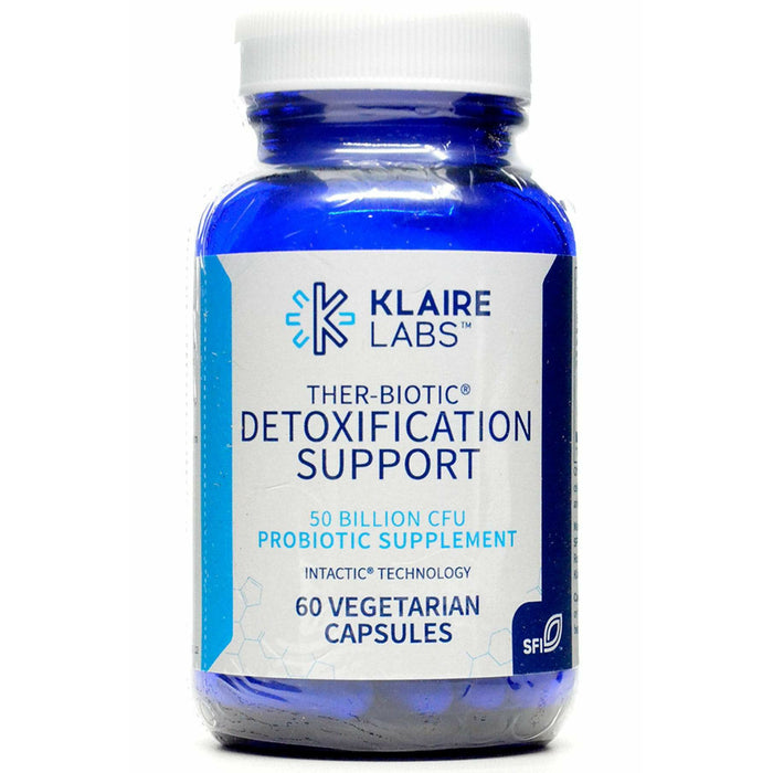 Klaire Labs, Ther-Biotic Detox Support 60c