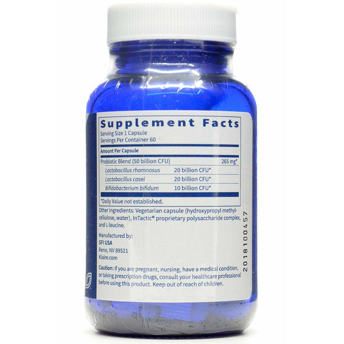 Ther-Biotic Detoxification Support 60 vcaps by Klaire Labs (F)