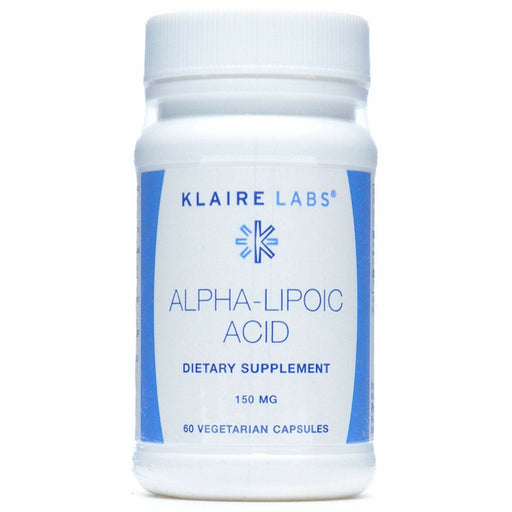 Klaire Labs, Alpha-Lipoic Acid 150mg 60c