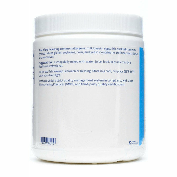L-Glutamine Powder 300 g (60 Servings) by Klaire Labs
