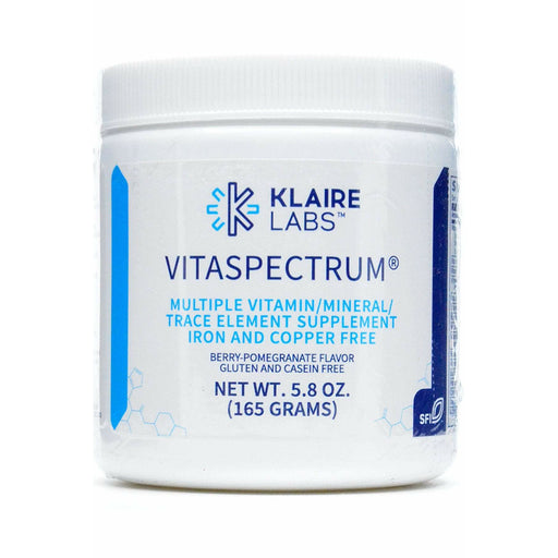Klaire Labs, VitaSpectrum 5.8oz pwd (Berry-Pomegranate)