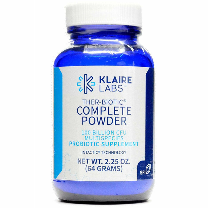 Klaire Labs, Ther-Biotic Complete Pwd 2.1 oz
