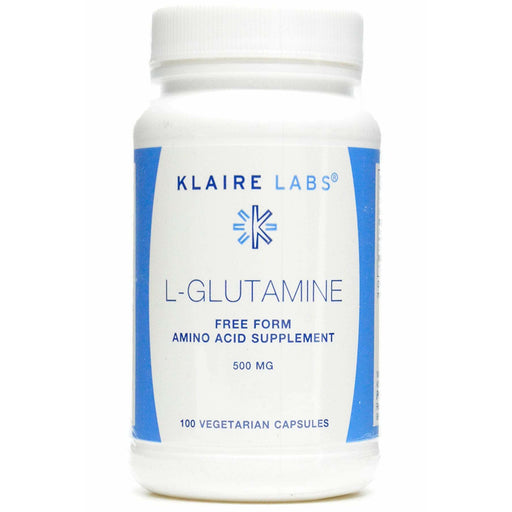 Klaire Labs, L-Glutamine 500mg 100c