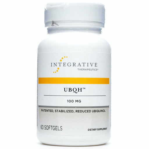Integrative Therapeutics, UBQH 100 mg 60 gels