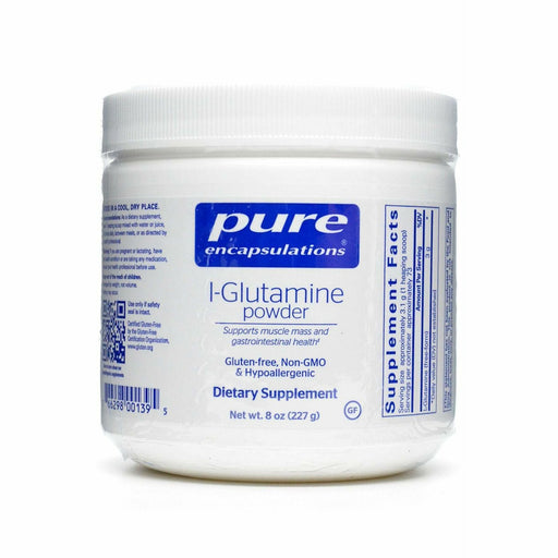 Pure Encapsulations, L-Glutamine Powder 227 gms