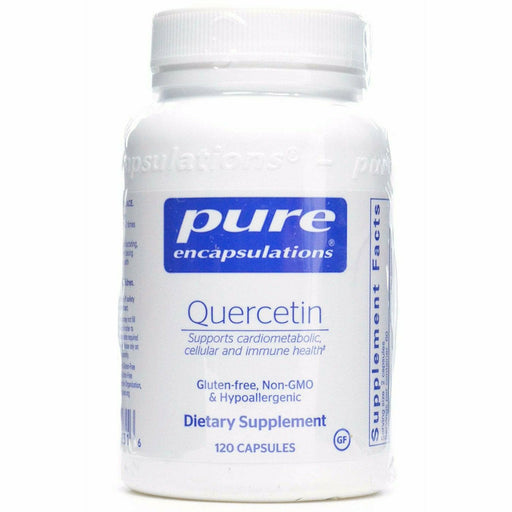 Pure Encapsulations, Quercetin 250 mg 120 vcaps