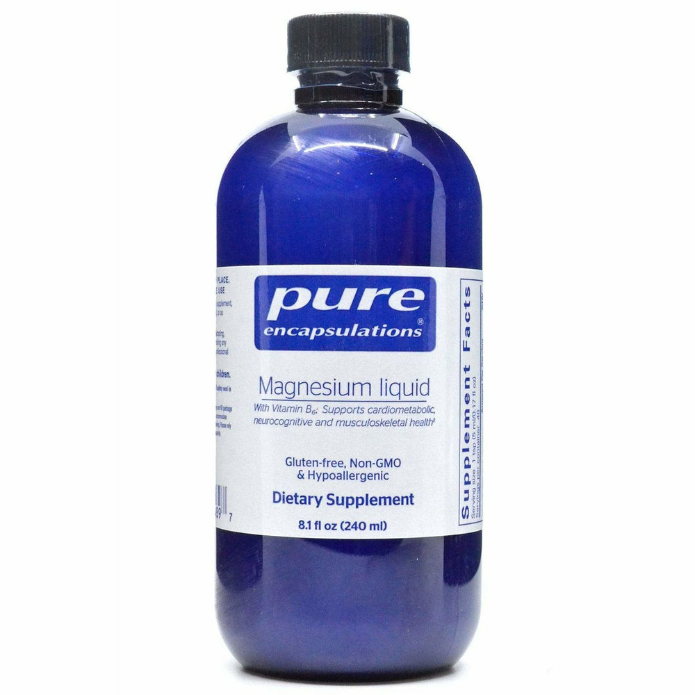 Pure Encapsulations, Magnesium liquid 8.1 oz