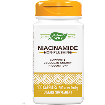 Niacinamide By Nature's Way