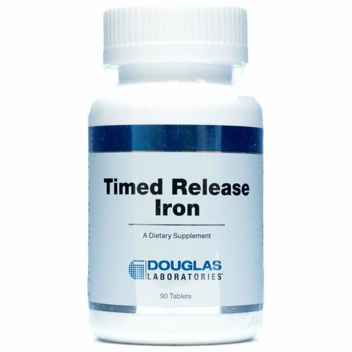 Douglas Labs, Timed Released Iron 90 tabs