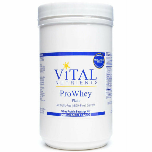 Vital Nutrients, Pro Whey Plain