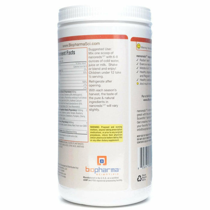 NanoReds 10 12.7 oz by BioPharma Scientific