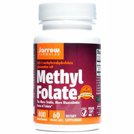 Jarrow Formulas, Methyl Folate 60 caps