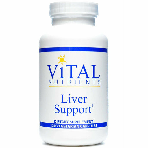 Vital Nutrients, Liver Support 120 caps