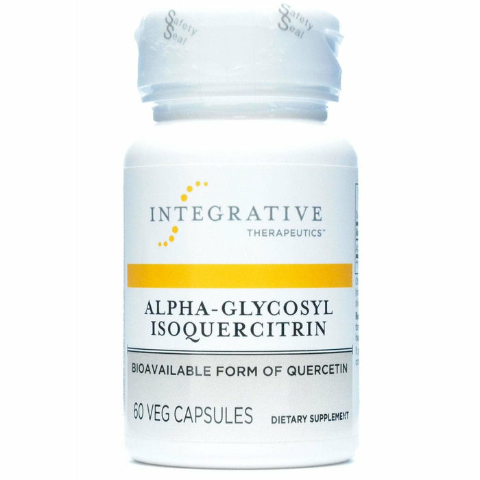 Integrative Therapeutics, Alpha-Glycosyl Isoquercitrin 60 vcaps