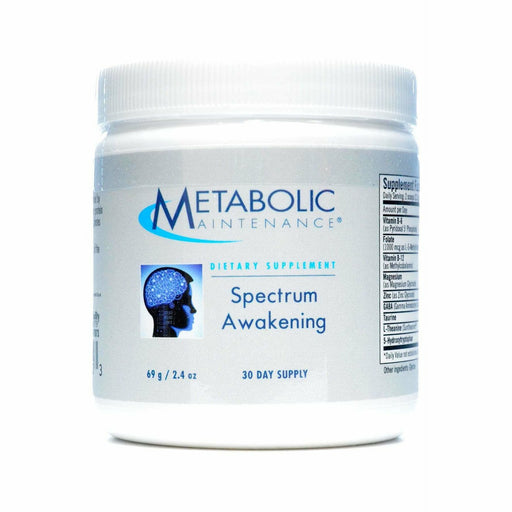 Metabolic Maintenance, Spectrum Awakening 90 gms