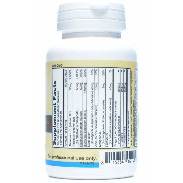 Thyroid Support 60 vcaps by Priority One Vitamins
