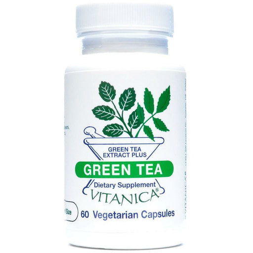 Vitanica, Green Tea 60 caps
