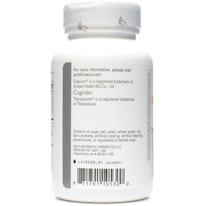 ProThrivers Wellness Brain 120 vcaps by Integrative Therapeutics