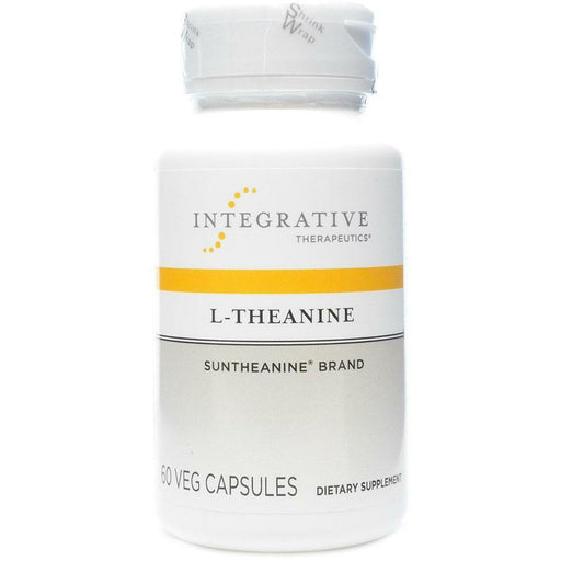 Integrative Therapeutics, L-Theanine 100 mg 60 caps