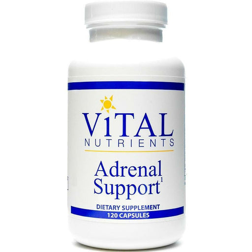 Vital Nutrients, Adrenal Support 120 caps