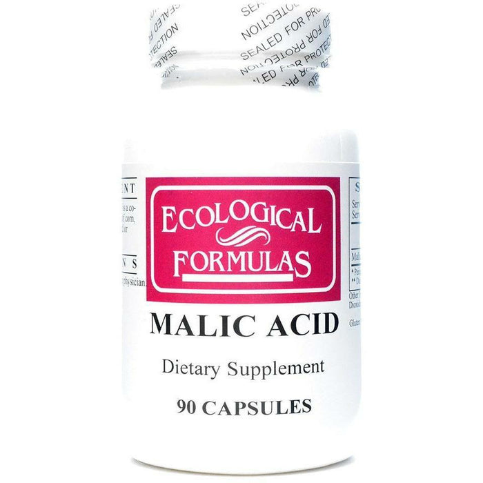 Ecological Formulas, Malic Acid 600 mg 90 caps