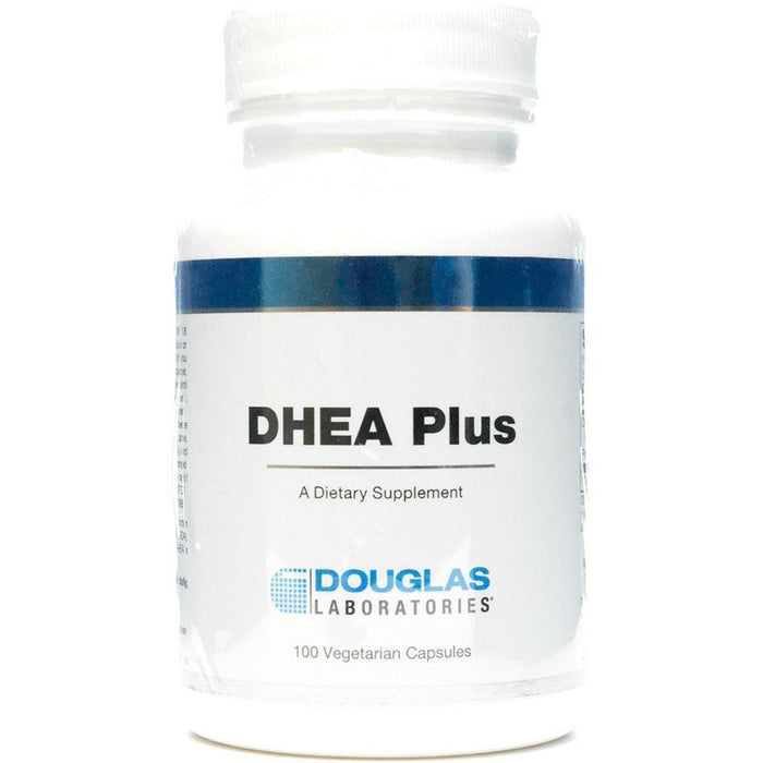 Douglas Labs, DHEA Plus 25 mg 100 caps
