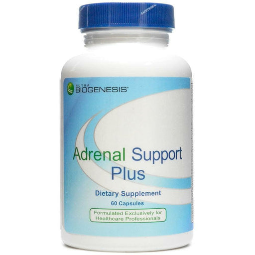 BioGenesis, Adrenal Support Plus 60 vcaps