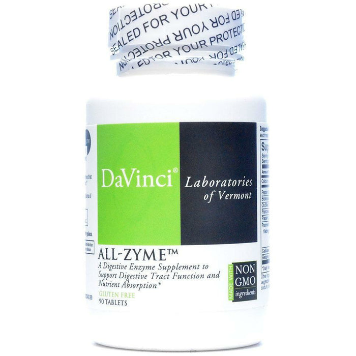 Davinci Labs, All-Zyme 90 tabs