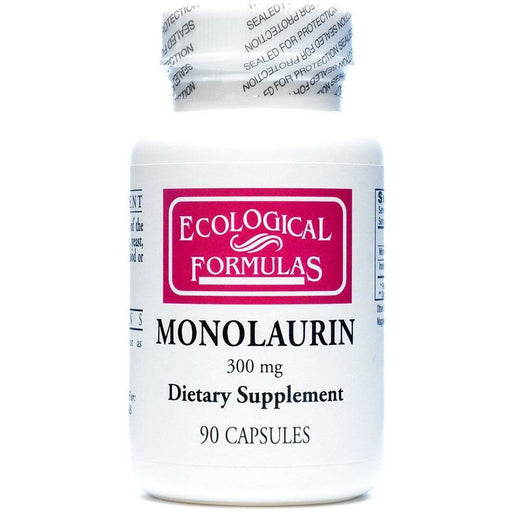 Ecological Formulas, Monolaurin (Lauric Acid) 300 mg 90 caps