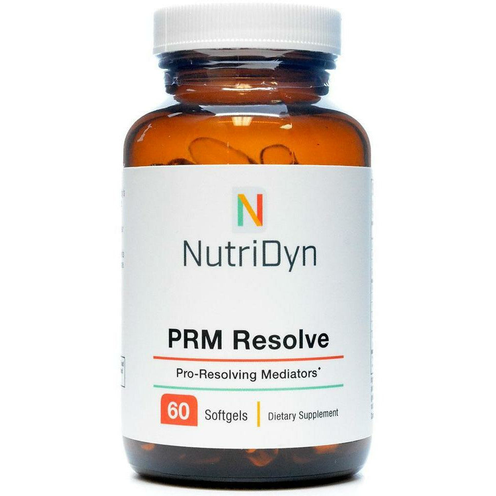 Nutri-Dyn, PRM Resolve 60 softgels