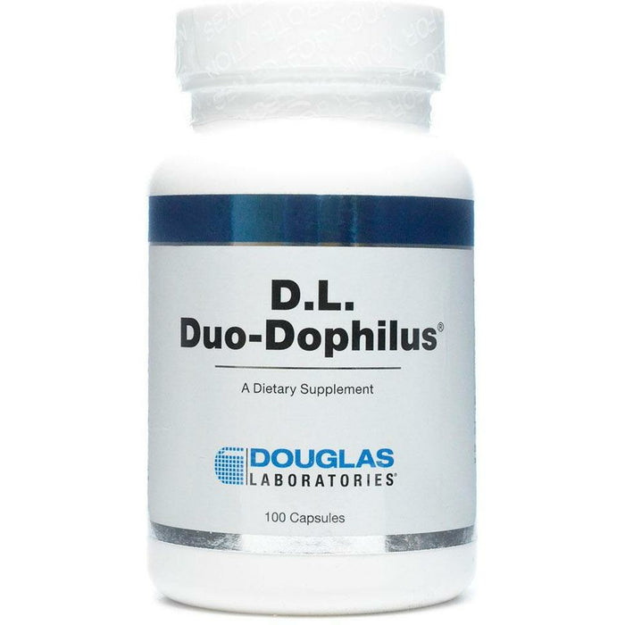 Douglas Labs, DL Duo-Dophilus 100 caps