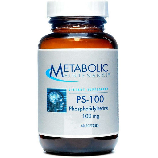 Metabolic Maintenance, PS-100 100 mg 60 gels