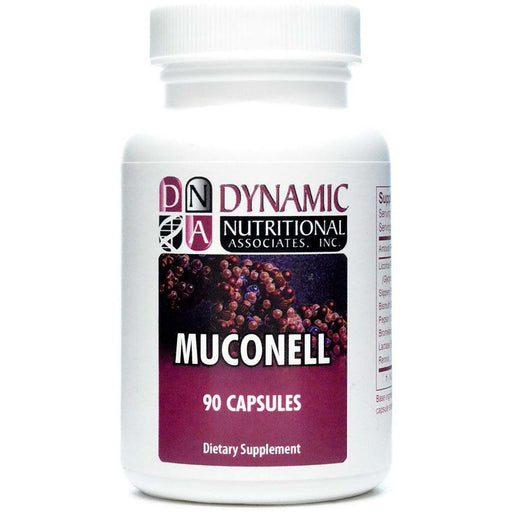 Muconell 90 Caps by Dynamic Nutritional Associates