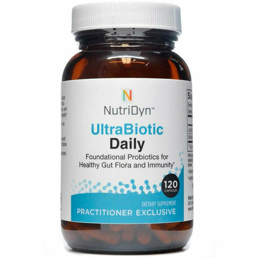 Nutri-Dyn, UltraBiotic Daily 120 Caps